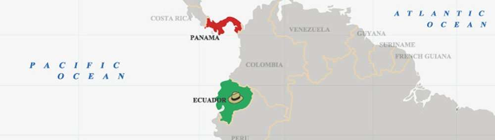 Panama Hats Origin - Ecuador